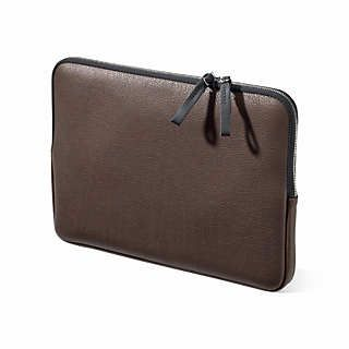 """Notebooktasche Leder für MacBook<sup>®</sup> 13""""    Taschen"""
