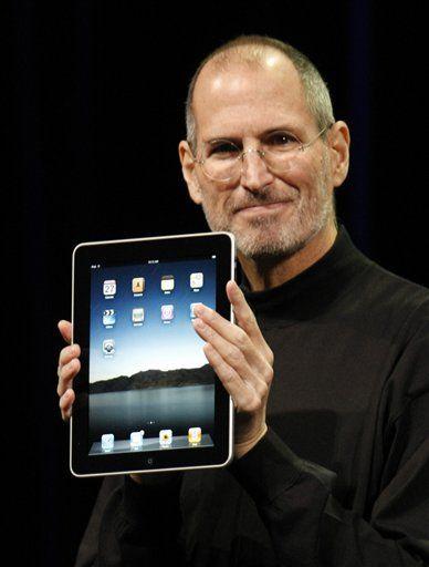 Steve Jobs - a man who loved his job