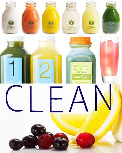 cleanses