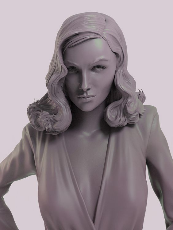 Sculpting hair can be one of the most challenging tasks to undertake in ZBrush; James Cain shares some of his top tips to help you create great hair