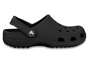 My feet do not hurt when I have on my crocs. If you have plantar fasciitis or flat feet, I recommend you try a pair. You won't even care how fugly they are.