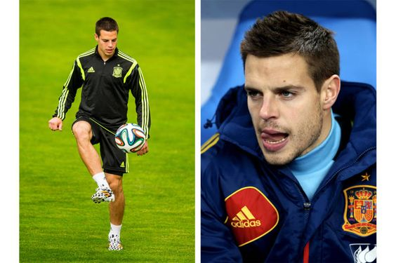 The Hottest Soccer Players at the World Cup - Brazil 2014 Sexy Footbal Players - Elle