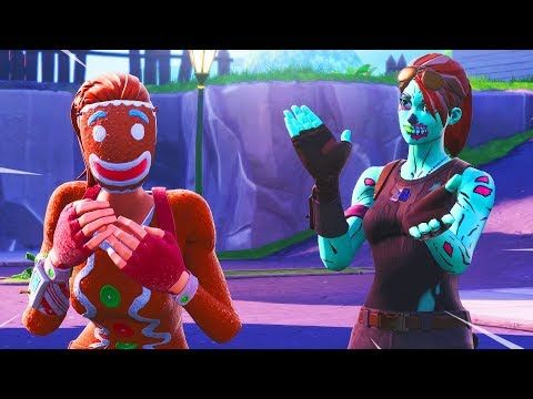 I Tried Out For The Rarest Ghoul Trooper Fortnite Clan With Og