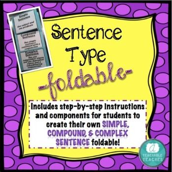 how to create a complex sentence