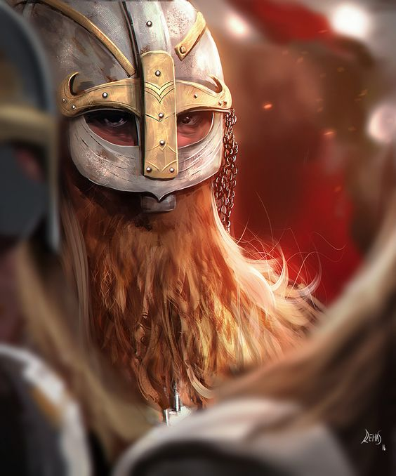 ArtStation - Viking, Reha Sakar