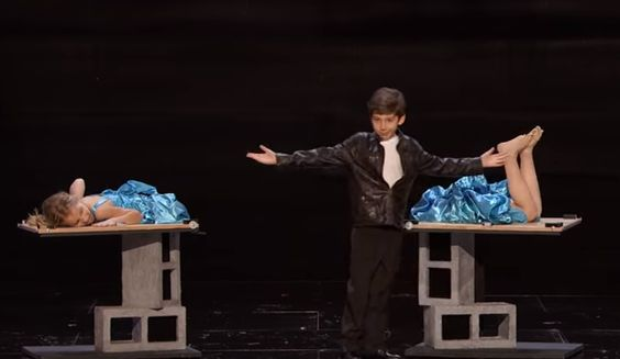 A 10-year-old magician, who cut his sister in half, impressed the judges on America's Got Talent Season 11 Tuesday night, June 28, 2016.