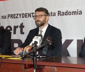 Prowadzący klub nocny kandydatem na prezydenta Kongresu Nowej Prawicy