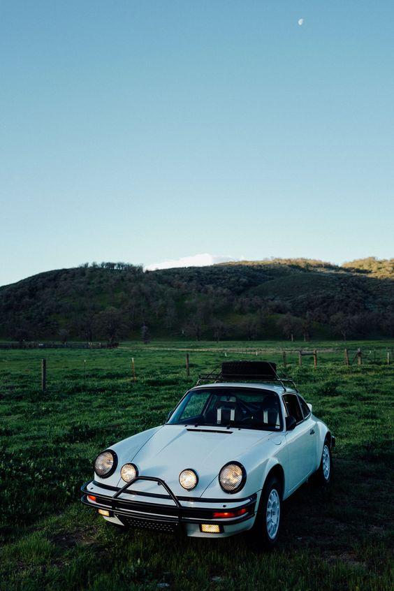 The Legends Behind Lufgekühlt Built A Perfect Porsche 911 Safari Machine…