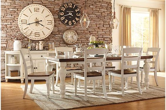 marsilona dining room table dining sets search and farmhouse dining room sets home furniture design