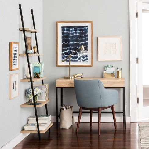 Loring Writing Desk Project 62 Home Office Decor Interior Home Office Design