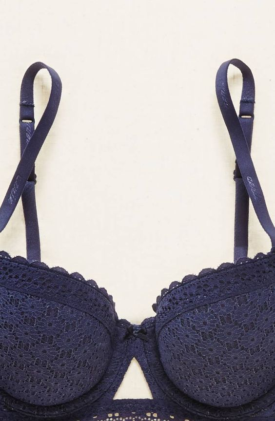 Blakely Crochet Lightly Lined Bra  by Aerie for American Eagle Outfitters | The BFF: Our go-to lightly lined bra!  Shop the Blakely Crochet Lightly Lined Bra  and check out more at AE.com.
