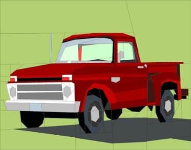 1965 Ford Pick Up:
