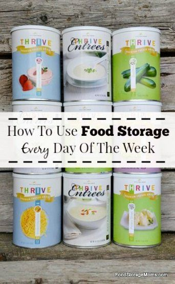 New Dry Food Storage Camping 49 Ideas Food Storage Camping