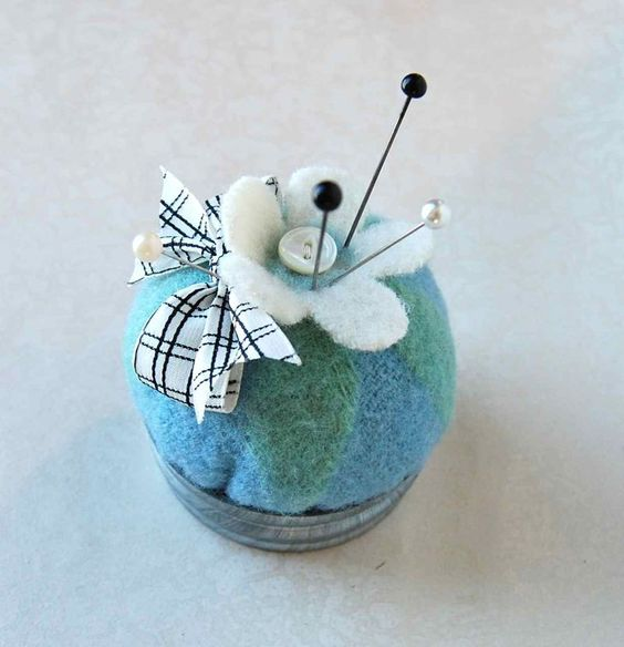 Lovely pin cushion