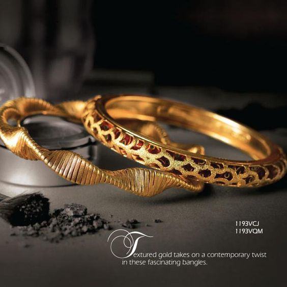 Gallery Tanishq Gold Bangles Designs With Price | Jewelery ...