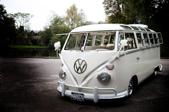 not sure ... we would have to review the company car policy in relation to keeping it clean... can you imagine??!!!  vw camper. http://www.12th-man-solutions.co.uk/