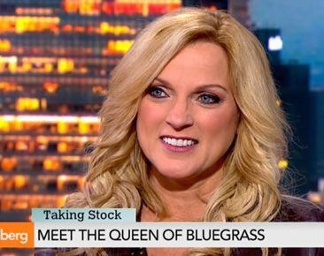 Rhonda does Bloomberg