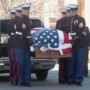 Honoring another fallen soldiers