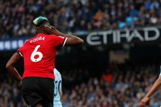 Man City Title Celebrations Halted By Stunning Man Utd Comeback Sports Manchester Derby Comebacks