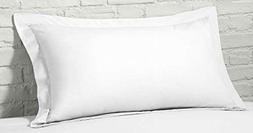 White Egyptian Cotton Oxford Pillowcase