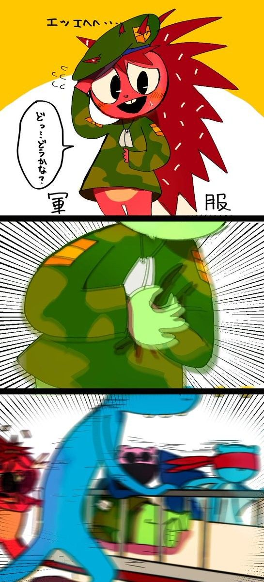 Pin by Matsumoto Hakite on Khác in 2020 Happy tree friends flippy Happy tree friends Friend anime