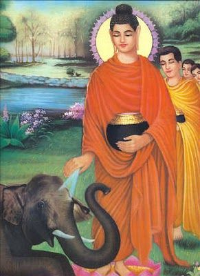 Satisfied Buddhist - Domo Geshe Rinpoche: We Can See What Prince Sidhartha Couldn't See