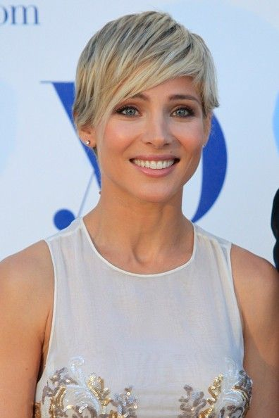 Elsa Pataky Hair....I only wish! My husband might kill me if I did this to my hair!