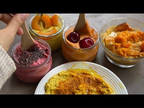 ٥ نكهات حمص مختلفة صحية في خمس دقائق فقط طريقة سهلة لذيذة بطعم المطاعم Youtube Food Desserts Dips
