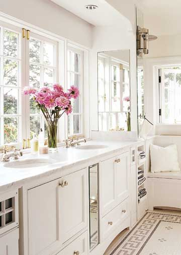 Cottage-Style Cabinets