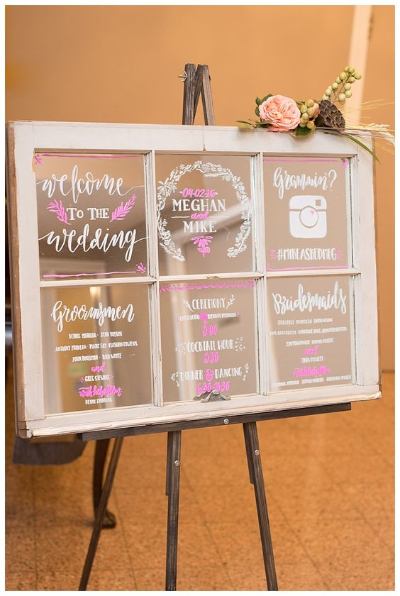 Meghan and Michael's wedding was the ultimate kick off to our 2016 wedding season! This couple really pulled out all the stops with the decor and made sure this was the perfect rustic wedding they ...