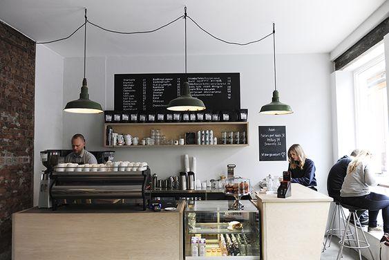 Kavárna: Supreme Roastworks, Oslo | Kavárny | WORN magazine