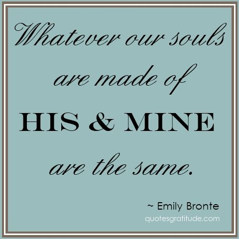 romantic love with wuthering heights Everything you ever wanted to know about the quotes talking about love in wuthering heights, written by experts just for you.
