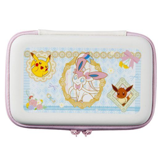 Pokemon Center Nintendo 3DS Case on
