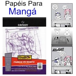 Papéis para Desenhar Quadrinhos e Mangá! http://www.artcamargo.com.br/papeis/papeis-para-manga-e-quadrinhos.html