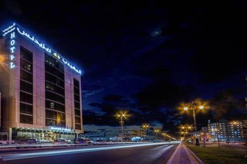فندق المهيدب ريزيدنس الجبيل فنادق السعودية شقق فندقية السعودية Building Landmarks Multi Story Building