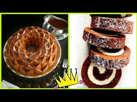 أبهري عائلتك كل أسبوع جديد وأشكال كيك ولا في الاحلام Amazing Art Cake Roll For Family Youtube Food Desserts Cake