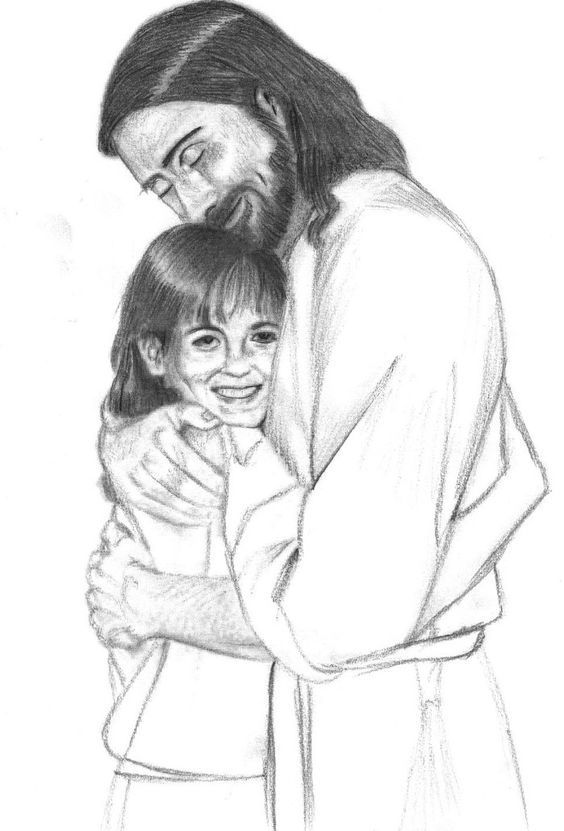 Pencil drawings of Jesus - Google Search | Jesus loves you ...