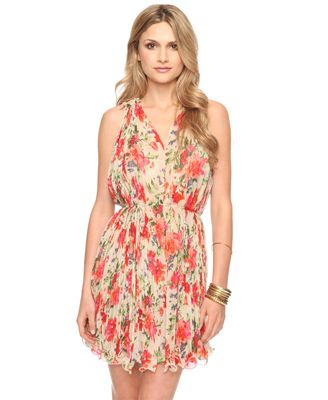 floral anything is goregous!   forever21
