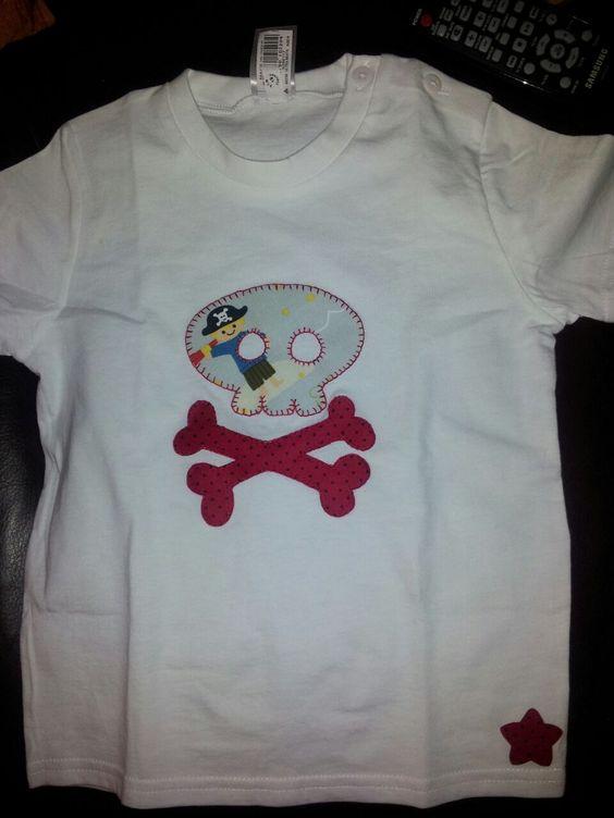 Camisetas originales, con lo que nos pidas. 18€/u. A partir de 2 a 15€/u. #camisetas #t-shirt #niños #calaveras #original