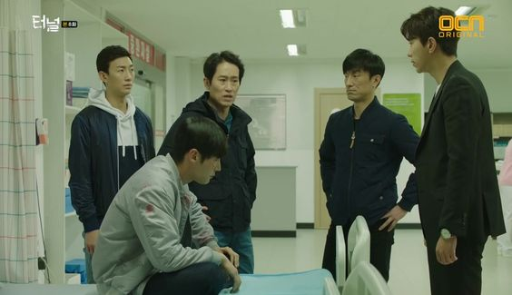 Tunnel: Episode 8 » Dramabeans Korean drama recaps: