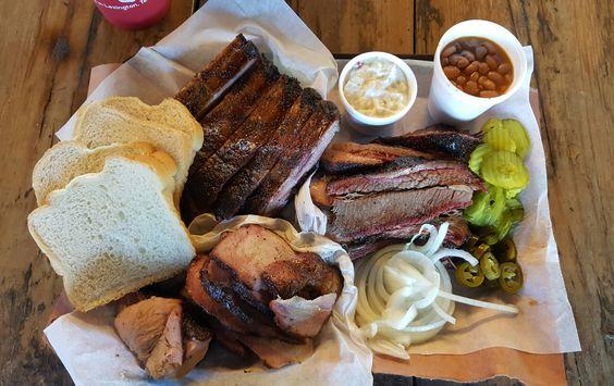 Snow's Barbeque from Lexington Texas