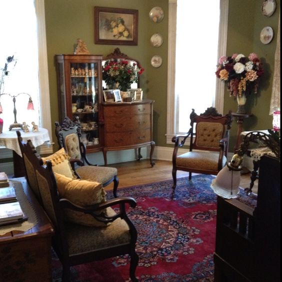 Victorian Parlor, Decorating Ideas And Victorian On Pinterest