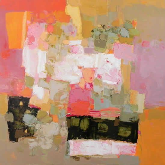 Galerie d'Art ArtFloor | Voir à travers les Reflets - RABOUIN