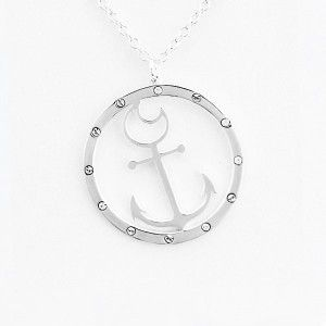 super cute anchor inspired jewelry ♥ www.kimmiecarter.com #anchorlove #kimmiecarter #kc_anchorlove #spreadanchorlove #anchor