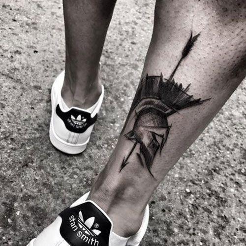 51 Best Leg Tattoos For Men Cool Designs Ideas 2019 Guide Back Tattoos For Guys Leg Tattoo Men Leg Tattoos