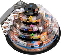 portable snack machine