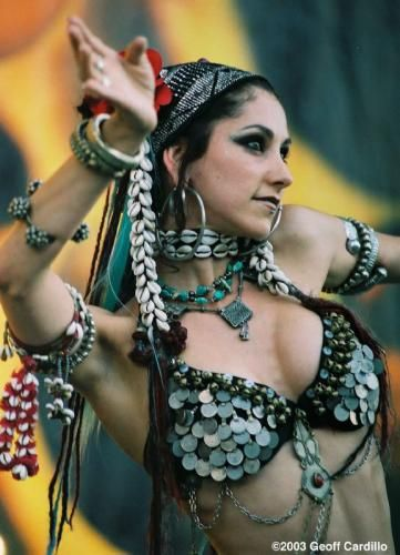 Biographie de Rachel Brice - bellydance superstars danse orientale - Skyrock.com