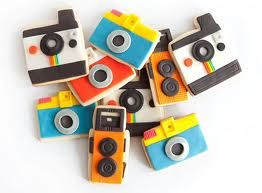 sugar coated cameras<3