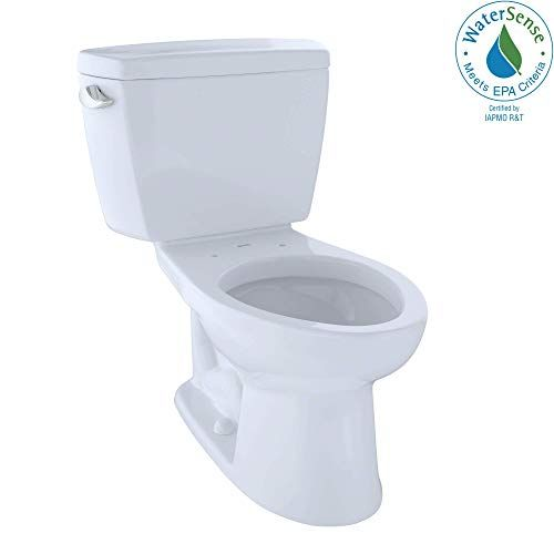 Top 10 Best Two Piece Toilets In 2019 Buying Guide Fiveid Com Water Sense One Piece Toilets Toto