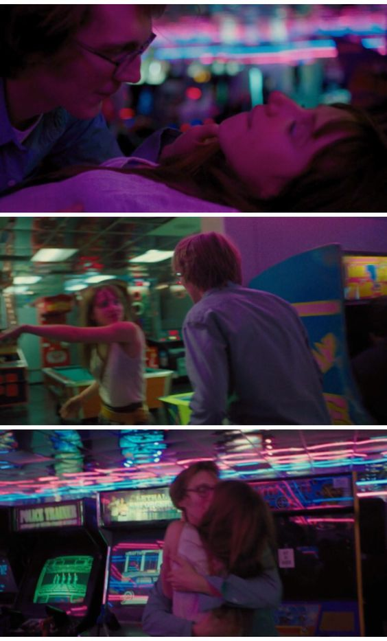 """""""What if you get sick of me?""""              """"I won't. I promise.""""                           - Ruby Sparks"""